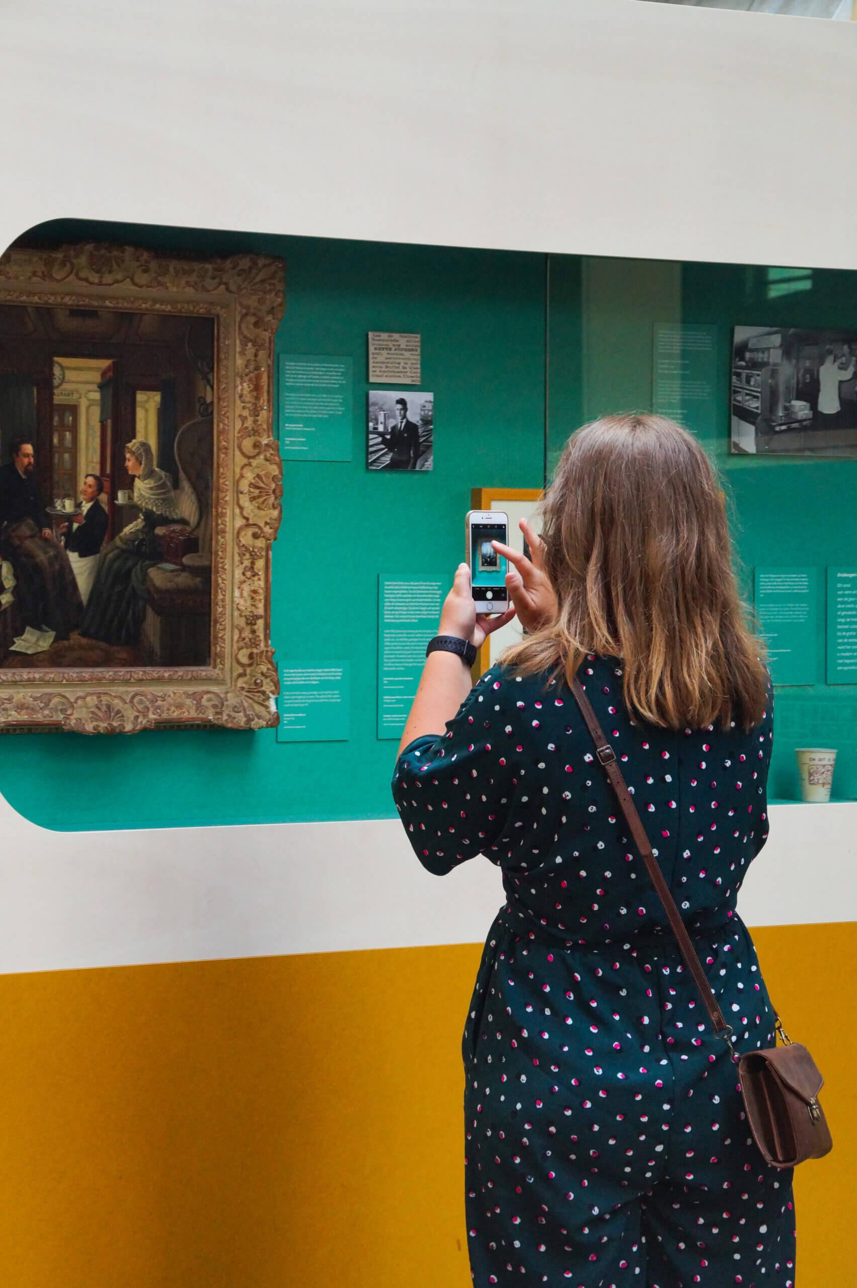 Een nieuw publiek voor het spoorweg museum