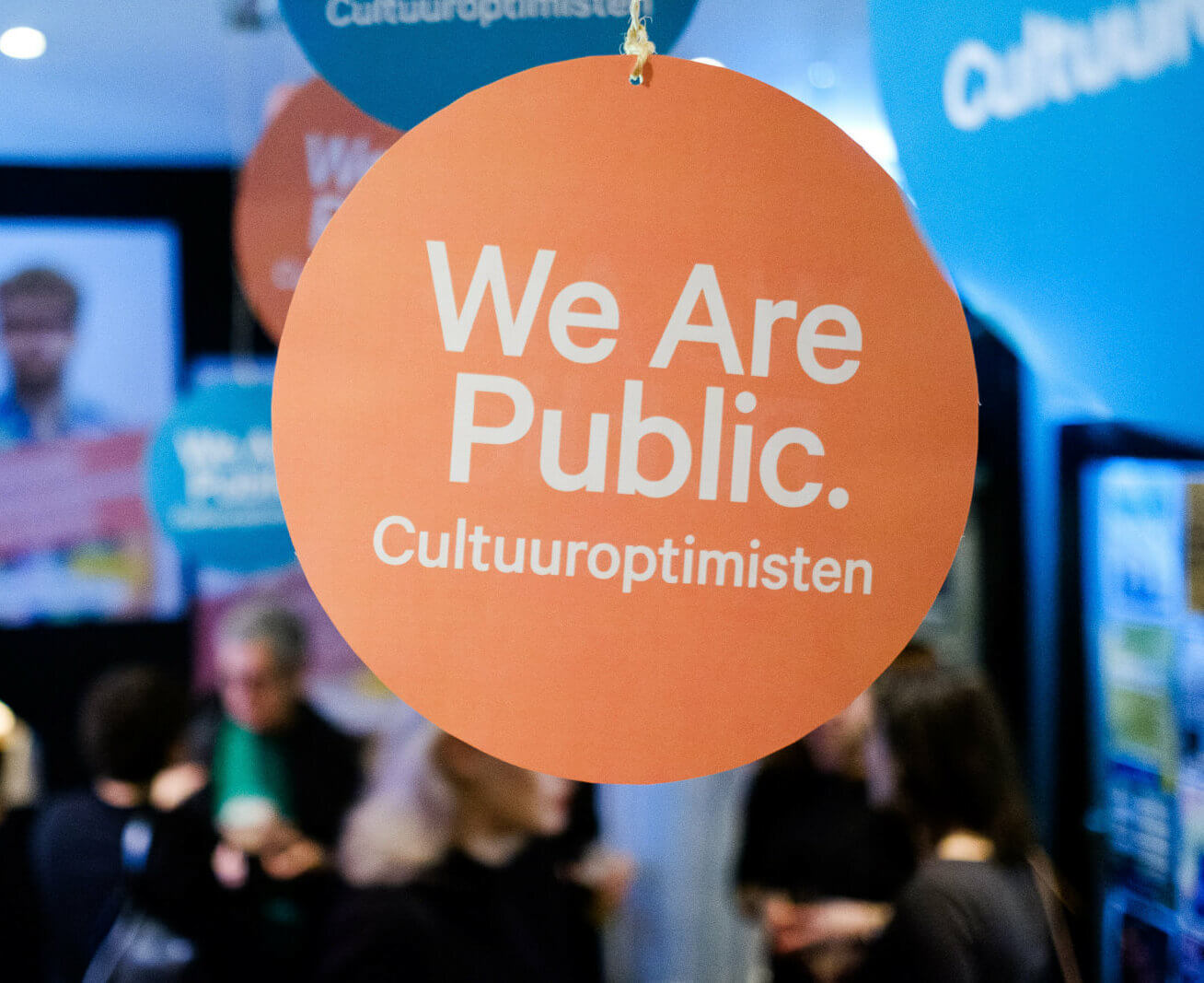 Buro Dertig campagne We Are Public